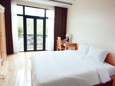 Cho thuê Căn Hộ Hải Phòng loại 1 - 2 phòng ngủ full nội thất tiện nghi Văn Cao, Lạch Tray, Vincom 3
