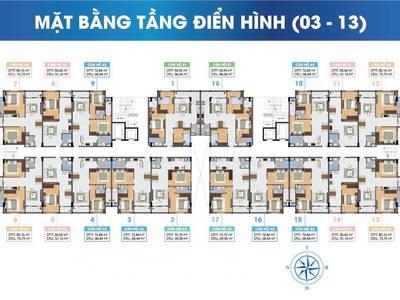 Chỉ 890 triệu, sở hữu ngay căn hộ Hiệp Thành Buildings 387A đường Lê Văn Khương 3