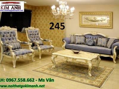 Sofa cổ điển   mẫu bàn ghế phòng khách tân cổ điển cao cấp cực đẹp 10