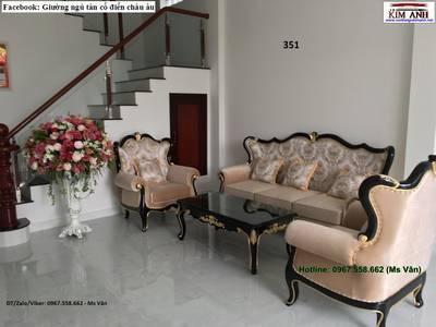 Sofa cổ điển   mẫu bàn ghế phòng khách tân cổ điển cao cấp cực đẹp 17