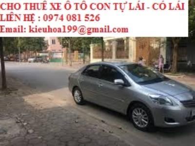 Cho thuê xe ô tô 5 chỗ giá rẻ tại hà nội 7