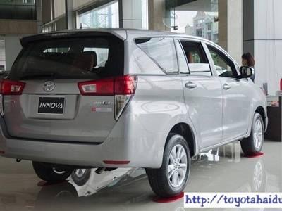 Bán xe Toyota Innova 2019 trả Góp tại TOYOTA HẢI DƯƠNG 4
