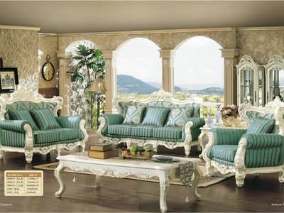 Sofa cổ điển đẹp cho biệt thự Bình Dương, Tp.HCM, Cần Thơ 13