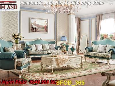 Bật mí cách chọn bộ sofa phòng khách tân cổ điển cao cấp, chất lượng - Nội thất Kim Anh 11