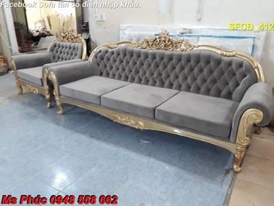 Bật mí cách chọn bộ sofa phòng khách tân cổ điển cao cấp, chất lượng - Nội thất Kim Anh 19