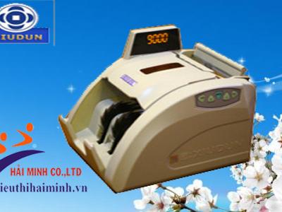 Máy đếm tiền XIUDUN 9000 0