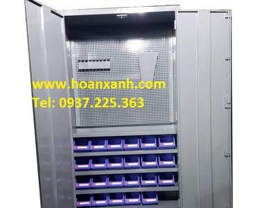 Tủ treo dụng cụ, tủ đồ nghề, tủ dụng cụ cơ khí, tủ dụng cụ kết hợp 002 0