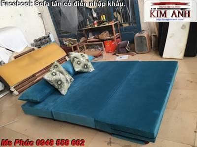 Bạn nghĩ như thế nào về mẫu sofa giường thông minh, ghế giường đa năng 2 trong 1 giá rẻ Bình Dương 1