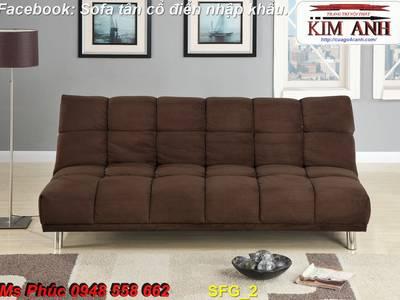 Bạn nghĩ như thế nào về mẫu sofa giường thông minh, ghế giường đa năng 2 trong 1 giá rẻ Bình Dương 14