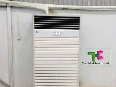 Nên tin tưởng nhà thầu nào về lắp đặt Máy lạnh tủ đứng LG 10hp cho nhà xưởng   Xem ngay nếu cần 2