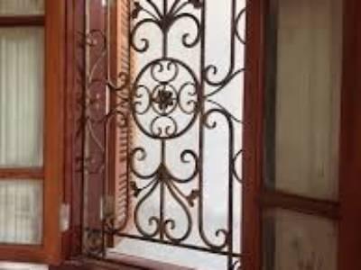 Cửa sổ sắt phong cách, cửa sổ sắt nghệ thuật 2
