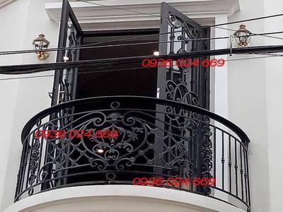 Cửa sổ sắt phong cách, cửa sổ sắt nghệ thuật 12