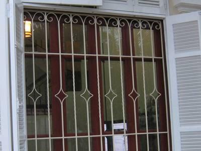 Cửa sổ sắt phong cách, cửa sổ sắt nghệ thuật 17