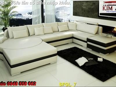 10 mẫu sofa gỗ phòng khách chữ L hiện đại đẹp nhất, tốt nhất giá dưới 15 triệu 8