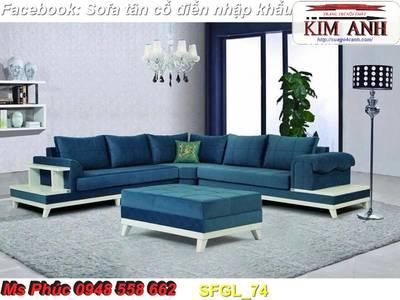 10 mẫu sofa gỗ phòng khách chữ L hiện đại đẹp nhất, tốt nhất giá dưới 15 triệu 12