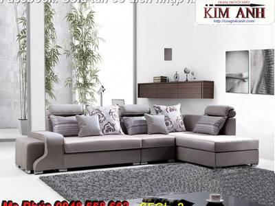 10 mẫu sofa gỗ phòng khách chữ L hiện đại đẹp nhất, tốt nhất giá dưới 15 triệu 15