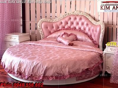 Các mẫu giường ngủ hình tròn kiểu dáng đột phá vô cùng dễ thương cho bé, con bạn sẽ thích thú đấy 10