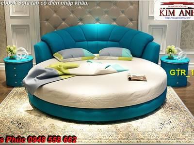 Các mẫu giường ngủ hình tròn kiểu dáng đột phá vô cùng dễ thương cho bé, con bạn sẽ thích thú đấy 12