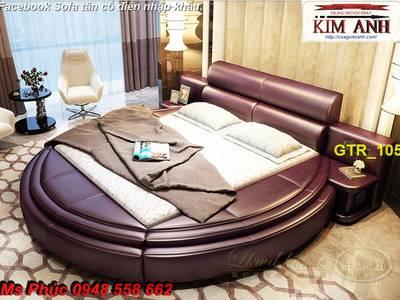 Các mẫu giường ngủ hình tròn kiểu dáng đột phá vô cùng dễ thương cho bé, con bạn sẽ thích thú đấy 14