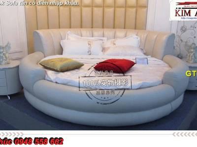 Các mẫu giường ngủ hình tròn kiểu dáng đột phá vô cùng dễ thương cho bé, con bạn sẽ thích thú đấy 17