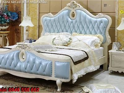 Những chiếc giường ngủ tân cổ điển màu trắng cao cấp, nhỏ xinh khiến bạn muốn rinh về ngay 15