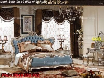 Những chiếc giường ngủ tân cổ điển màu trắng cao cấp, nhỏ xinh khiến bạn muốn rinh về ngay 19