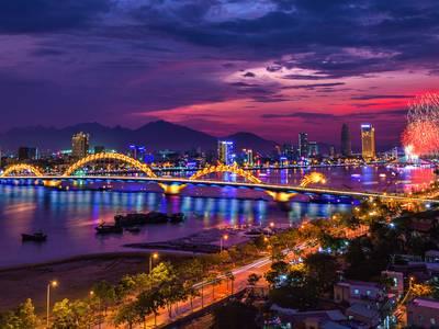 Tour Đà Nẵng - Hội An - Huế - Phong Nha  4n3đ 0