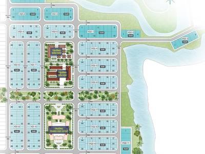 Đất nền dự án Biên Hòa New City Hưng Thịnh chỉ từ 10tr/m2 2
