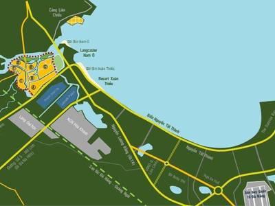 Bán đất Golden Hills Đà Nẵng - Đường 10.5m 2