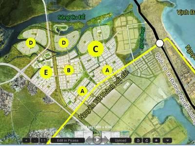Bán đất Golden Hills Đà Nẵng - Đường 10.5m 4