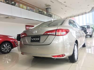 Bán xe Toyota Vios E CVT, Vios G CVT, Vios E 2019 hỗ trợ mua xe trả góp lãi suất 0 1
