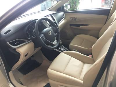 Bán xe Toyota Vios E CVT, Vios G CVT, Vios E 2019 hỗ trợ mua xe trả góp lãi suất 0 5