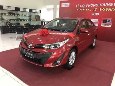 Bán xe Toyota Vios 2019 trả Góp tại TOYOTA HẢI DƯƠNG 2
