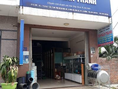 Sang nhượng đại lý ống nhựa Minh Hùng, quận Cẩm Lệ, Tp Đà Nẵng 1