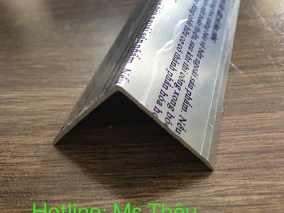 Nẹp sàn gỗ góc ngoài- Nẹp V- Nẹp nhôm- Nẹp inox 1