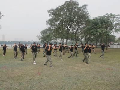 Học võ tự vệ ở đâu , võ tự vệ , võ tự vệ chiến đấu dành cho người trên 18 tuổi , võ thuật cận chiến 11