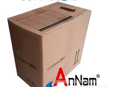 Cáp mạng CommScope AMP Cat5E UTP mã 6-219590-2, 8 lõi đồng phân phối tại Annam 0