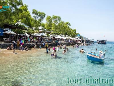 Tour 4 Đảo Nha Trang 0