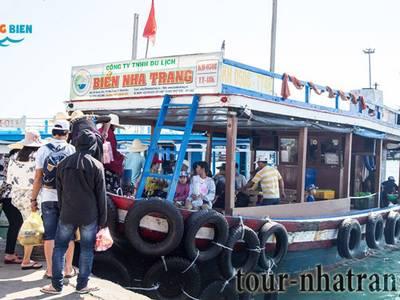 Tour 4 Đảo Nha Trang 9
