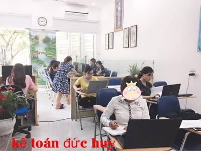 Học kế toán tốt   Uy tín nhất tại Ninh Bình . Lớp học kế toán thực hành thực tế tại Ninh Bình 1