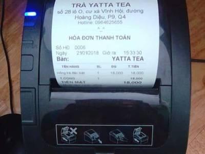 Máy in hóa đơn tính tiền tại Bình Dương, Đồng Nai 0