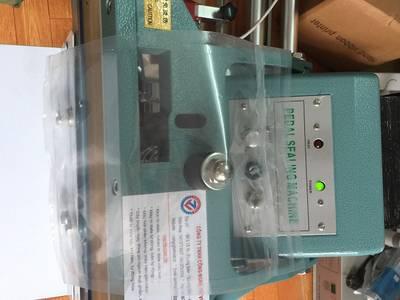 Máy hàn túi ni lông công nhiệp PSF 650 / máy hàn túi bạc dập chân / máy ép túi ny lông dập chân 14
