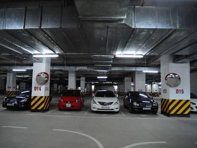 Bán chỗ đỗ xe VIP thời hạn 50 năm, tại Chung cư Discovery Complex, 302 Cầu Giấy 0