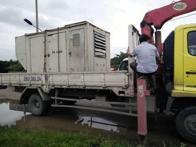 Cho thuê máy phát điện công nghiệp tại Hòa Bình 6