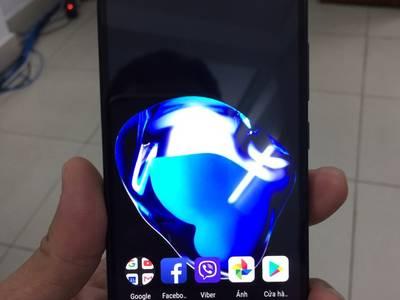 Nokia 6.1 Plus Đen bóng - Jet black 2