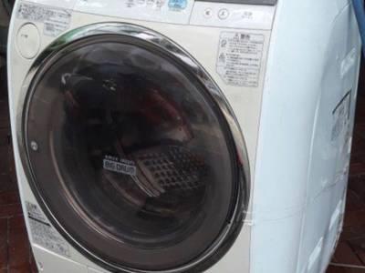 Máy giặt nội địa nhật Hitachi BD-V3500L chức năng Econavi, Inverter tại Hà Nội, Hải Phòng 1