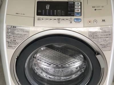 Máy giặt nội địa nhật Hitachi BD-V3500L chức năng Econavi, Inverter tại Hà Nội, Hải Phòng 2