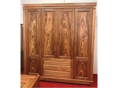 Tủ quần áo cao cấp gỗ hương xám 0