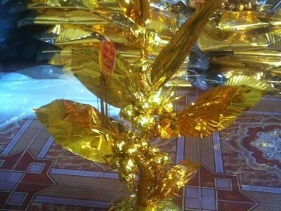 Làng Nghề Chuyên SX Cây Lá ngọc Cành Vàng Phục Vụ Đón Tết Nguyên Đán. 10
