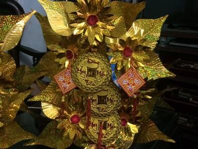Làng Nghề Chuyên SX Cây Lá ngọc Cành Vàng Phục Vụ Đón Tết Nguyên Đán. 13